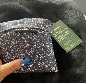 Starbucks Composition Book Re-Usable Tote $35 for Sale in Los Angeles, CA