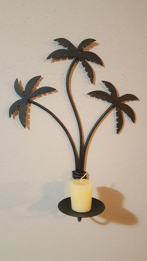 """Set of 2 Wall candle holders 15"""" tall for Sale in Hillsboro, OR"""