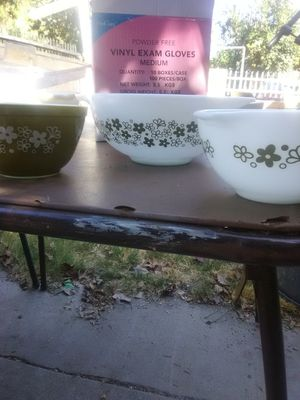 3bowls(Pyrex) for Sale in Los Angeles, CA