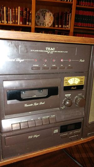 Teac GF-330 Vintage Compact Hi-Fi Stereo System for Sale in Brooklyn, NY