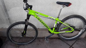 Trail 4 27.5 cannondale front suspension. Mtn bike. for Sale in Encinitas, CA