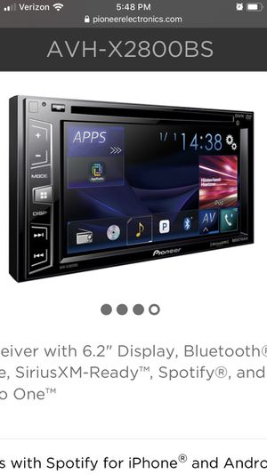 ****DOUBLE-DIN ~STEREO****Pioneer for Sale in Glendale, AZ