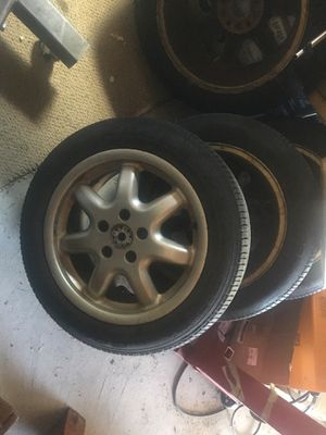 A4 stock Wheels with Tires for Sale in Warwick, RI
