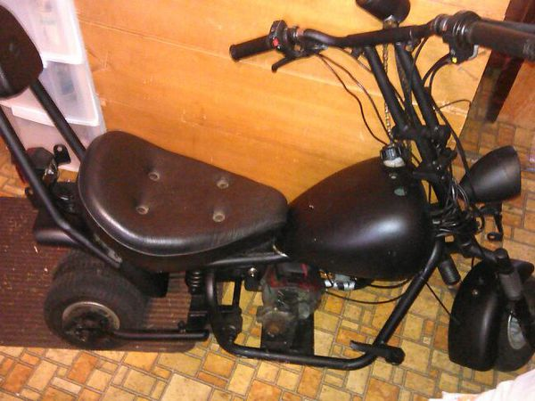 Mini Bike chopper
