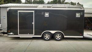 Clean Trailer Haul mark Edge 8.5x20 ..Car HaulerLike New for Sale in Pittsburgh, PA