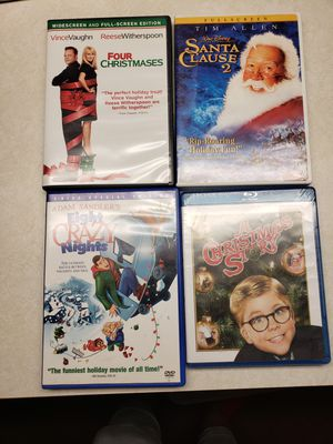 Christmas movies for Sale in Entiat, WA