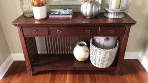 Sofa/console table for Sale in McHenry, IL