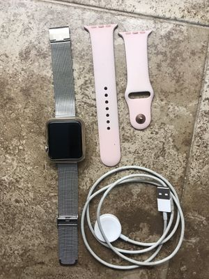 Apple Watch Series 3, 42mm for Sale in Los Angeles, CA
