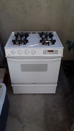 Kenmore matching appliances. Dishwasher and a Range for Sale in Oakley, CA