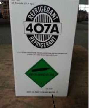 407 a Freon 25lbs 100$ for Sale in Hialeah, FL