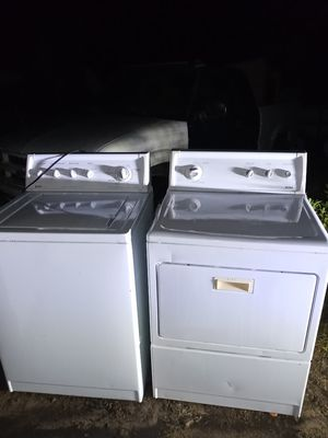Set kenmore washer and dryer. for Sale in Fresno, CA