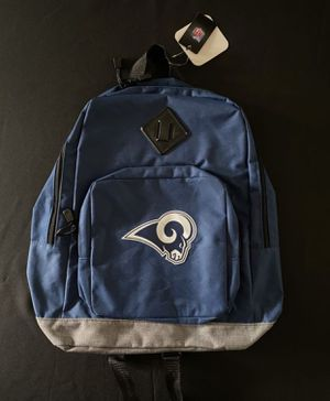 Los Angeles Rams Backpack new for Sale in Irwindale, CA