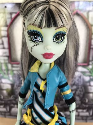 Monster High Frankie picture day $12 for Sale in Port Hueneme, CA