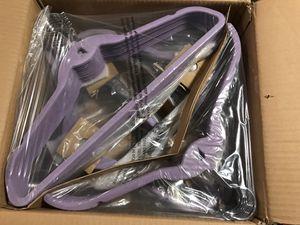 No-Slip Velvet Heavy Duty Hangers Set of 40 NEW for Sale in Rockford, IL