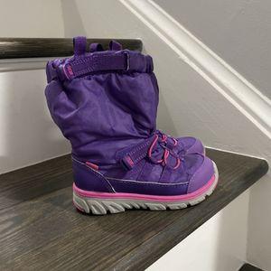 Stride rite Snow Boots Toddler 8 for Sale in Reston, VA