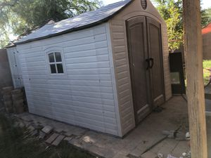 Lifetime 10' by 8' shed for Sale in Avondale, AZ