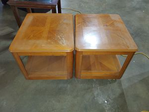 Set of end tables for Sale in Julian, NC