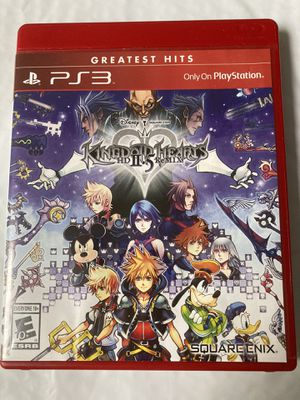 Kingdom Hearts HD 2.5 Remix for Sale in Levittown, NY