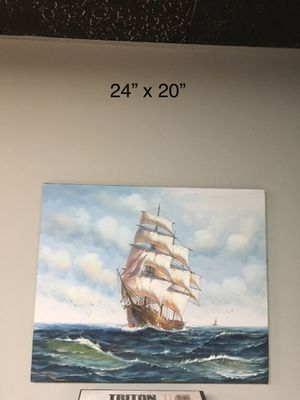Office decorations / maritime theme for Sale in Channelview, TX