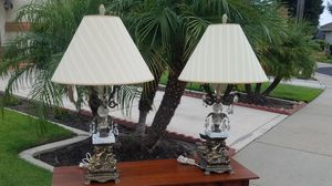 Vintage lamps for Sale in Modesto, CA
