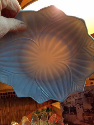 Vintage milk glass plates for Sale in Austin, TX