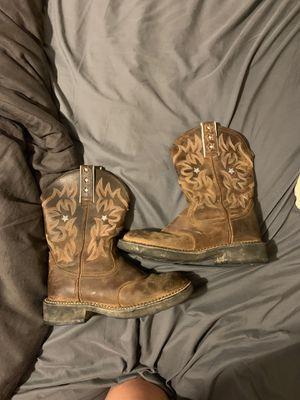 Ariat fatbaby cowboy boots for Sale in Phoenix, AZ