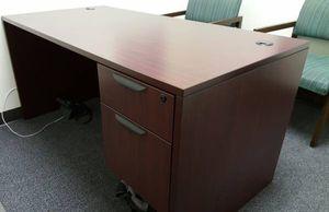 Cherry Wood Desk for Sale in Austin, TX