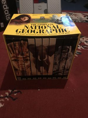 National Geographic for Sale in Oklahoma City, OK