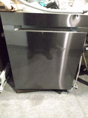 Samsung black stainless steel dishwasher for Sale in Diamond Bar, CA