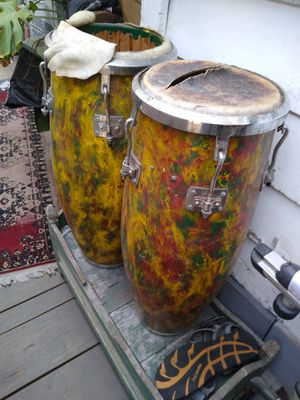 Gon bops drums for Sale in Los Angeles, CA