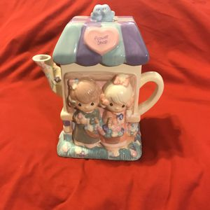 Precious Moments Porcelain Cookie Jar for Sale in Casa Grande, AZ