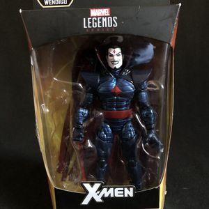 Marvel Legends Mister Sinister Wendigo NO BAF for Sale in Monterey Park, CA