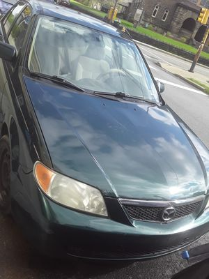 2001 mazda protege for Sale in East Liberty, PA