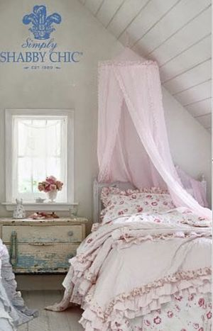Shabby Chic Canopy Soft Pink for Sale in Virginia Beach, VA
