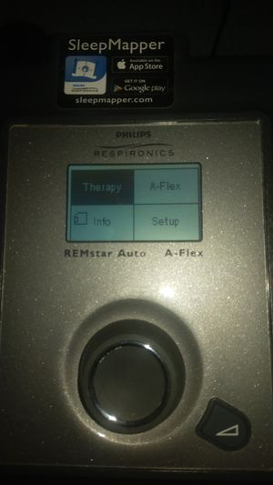 respironics remstar auto a-flex system one for Sale in Moreno Valley, CA