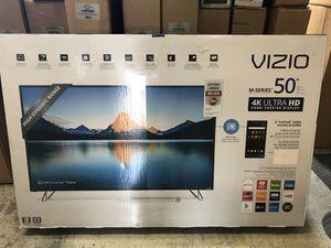 """VIZIO M50-D1 50"""" 4K UHD SMART TV 120HZ 2160P *FREE DELIVERY* for Sale in Everett, WA"""