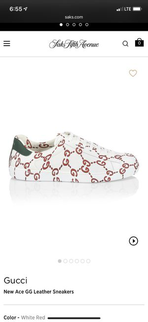 Gucci Ace GG Shoes for Sale in Scottsdale, AZ
