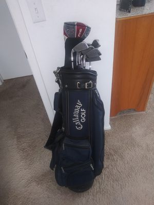 Golf clubs for Sale in Broken Arrow, OK