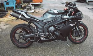 I sell URGENT 2007 Yamaha YFZ-R1 1000cc for Sale in Fresno, CA