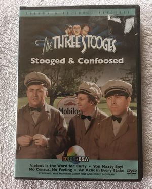 Three Stooges DVD unopened for Sale in Aurora, IL