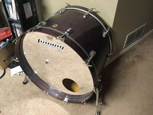 Ludwig zeppelin drum Set Maple kit for Sale in Arnold, MO