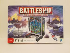 2008 Battleship The Tactical Combat Board Game for Sale in Queens, NY