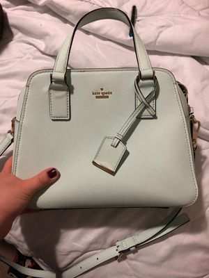 Tiffany blue kate spade purse for Sale in North Las Vegas, NV