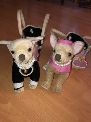 Bruiser Woods, Legally Blonde 2, plush with purse for Sale in Los Angeles, CA