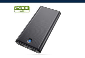Portable Charger Power Bank 25800mAh High Capacity NEW ½ PRICE for Sale in Virginia Beach, VA