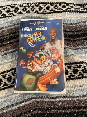 Space jam vhs for Sale in Dinuba, CA