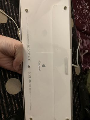Apple keyboard and mouse for Sale in Spring, TX