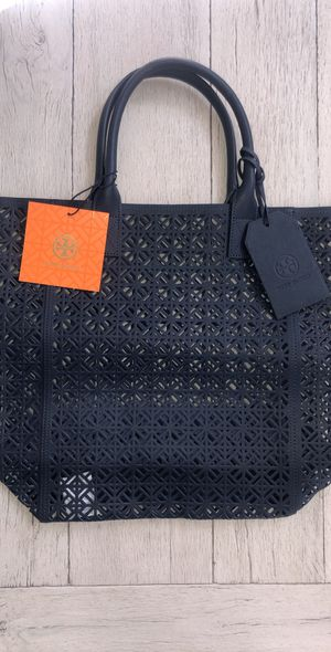 Brand new Tory Burch Navy Blue Tote Bag $35 for Sale in Castro Valley, CA