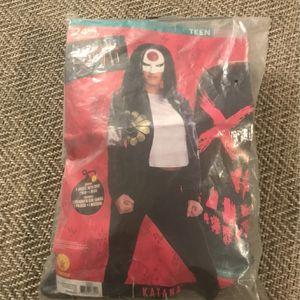 Katana Teen Costume for Sale in Mesquite, TX