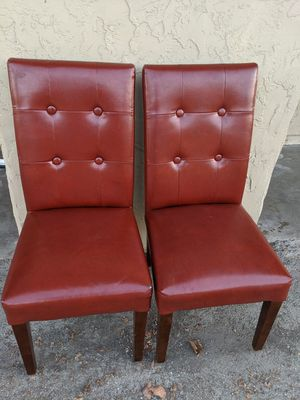 Free chairs for Sale in Freedom, CA